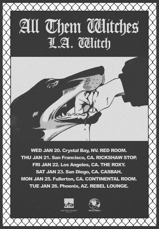 LAW - Tour Poster - Jan 2016