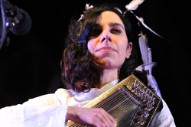 PJ Harvey Announces New Album, 'The Hope Six Demolition Project,' Shares Lead Single