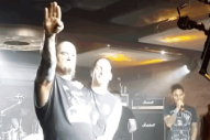 Pantera's Phil Anselmo Makes Nazi Salute and Yells 'White Power,' Claims He Was Joking