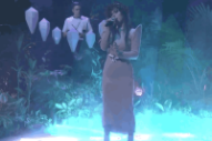 Purity Ring Perform Following Bonnaroo Lineup Announcement on 'Conan'
