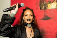 Rihanna's 'ANTI' Is Certified Platinum By the RIAA, But Not By 'Billboard' and Nielsen