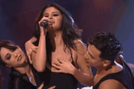 Selena Gomez Was At Her Most Sultry on 'Saturday Night Live'