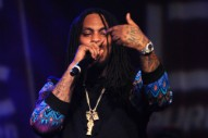Waka Flocka Raps Over a Velvet Underground Instrumental on 'Ask Charlamagne'