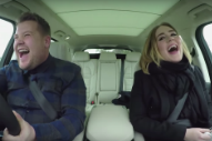 James Corden Teases an Adele Version of 'Carpool Karaoke'