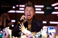 Nick Carter Arrested Following Bar Brawl in Key West, Which, You Know, Makes Sense