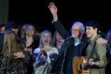 Watch Vampire Weekend Perform at Bernie Sanders' Iowa Campaign Rally