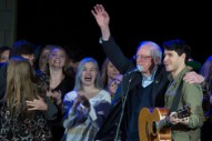 Watch Vampire Weekend Perform at Bernie Sanders' Iowa Campaign Rally