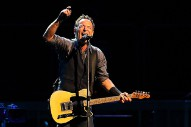 Watch Bruce Springsteen Honor David Bowie With a Live 'Rebel Rebel' Cover