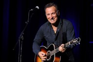 Bruce Springsteen Does Everyone a Solid, Releases Free Show Download