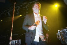 LCD Soundsystem Perform At Barrowlands In Glasgow