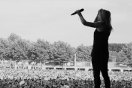 Ellie Goulding Gets By With a Little Help From Her Friend in 'Army' Video