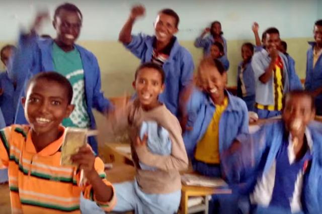 ethiopian-children-dave-grohl-birthday-nirvana-smells-like-teen-spirit