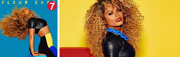 Fleur East's Love, Sax and Flashbacks