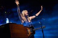 Grace Potter Pays Tribute to David Bowie With Her Heartbreaking 'As the World Falls Down' Cover