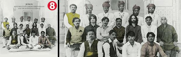 Shye Ben Tzur / Jonny Greenwood / The Rajasthan Express' Junun