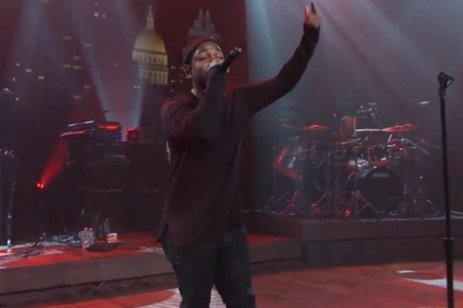Watch Kendrick Lamar S Full Austin City Limits Performance Spin