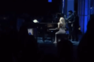 Watch Lady Gaga Perform Her Oscar-Nominated Song 'Til It Happens to You' at the PGA Awards