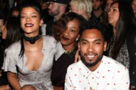 Watch Miguel and Rihanna Sing 'My Girl' Together