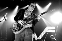 Weezer Performs On The Honda Stage At The iHeartRadio Theater Los Angles Presented By iHeartMedia And Guitar Hero Live