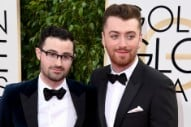 Sam Smith and Jimmy Napes Win Golden Globe for Best Original Song