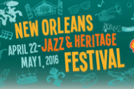New Orleans Jazz Fest 2016 Lineup: Pearl Jam, Beck, My Morning Jacket, and More
