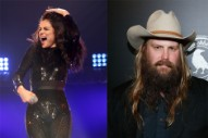Chris Stapleton and Selena Gomez Will Play 'Saturday Night Live'