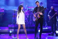 Shawn Mendes and Camila Cabello Bring Crackling Passion to 'I Know What You Did Last Summer' on 'Tonight Show'