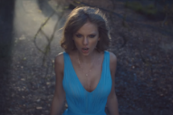 Taylor Swift Flees Wolves in 'Out of the Woods' Video
