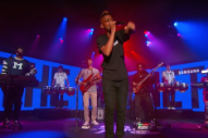 The Internet Smokes Their Performance of 'Get Away' on 'Kimmel'
