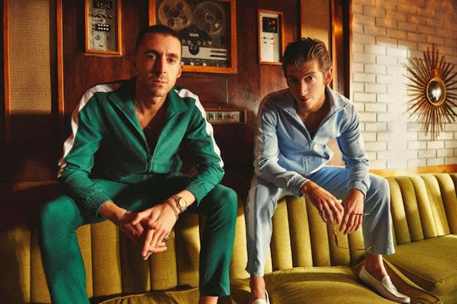 the last shadow puppets, mini-tour