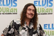 Weird Al Yankovic Visits The Elvis Duran Morning Show