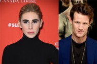 Zosia Mamet Will Play Patti Smith to Matt Smith's Robert Mapplethorpe in Biopic