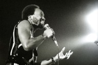 Maurice White of Earth, Wind & Fire: Chasing the Clouds Away