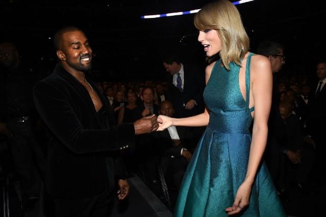 Kanye West, Taylor Swift