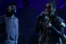 The Weeknd and Lauryn Hill