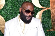 Rick Ross Releases His Remix of Kanye West's 'Famous'