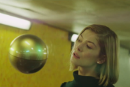 Rosamund Pike Stars in Massive Attack and Young Fathers 'Voodoo in My Blood' Video