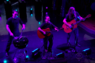 Violent Femmes Share a New 'Memory' and an Old 'Blister' on 'Colbert'