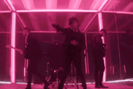 "The 1975 Release Video for 'The Sound,"" Perform Song on 'Fallon'"