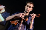 Andrew Bird and Fiona Apple Duet on 'Left Handed Kisses'
