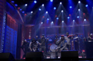 2 Chainz and Lil Wayne Dress For 'Rolls Royce Weather Everyday' on 'Fallon'