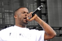 Jay Rock - 2012 Coachella Valley Music & Arts Festival - Day 1