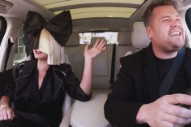 Sia Sings Her Hits on 'Carpool Karaoke' With James Corden