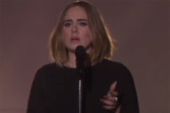 Adele Performs 'All I Ask' on 'Ellen' for the First Time Since Grammys Mishap