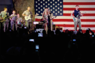 Conan O'Brien and Grace Potter Cover the White Stripes' 'Seven Nation Army' for the Actual Army