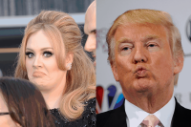 Adele, Like Most Musicians, Won't Give Donald Trump Permission to Play Her Music at Rallies