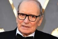 Ennio Morricone Wins First Best Original Score Oscar for 'The Hateful Eight'