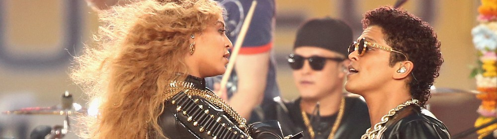 Here's Why Beyoncé and Bruno Mars Undeniably Won the Super Bowl Halftime Show