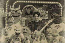 Jack White Kermit the Frog
