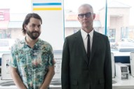 Matmos Go Through the Looking Glass — Er, Washing Machine — in 'Excerpt Nine' Video